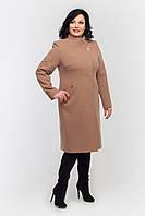 Пальто женское кашемировое -Л-557 осеннее