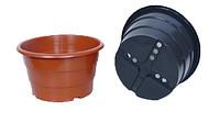 Горшки -миски диаметр 15 обьем 0.9 литра