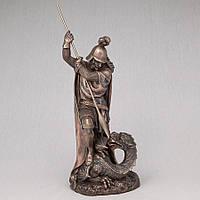 Статуэтка Георгий Победоносец (Veronese) 75816 А4