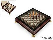 Игра настольная. Шахматы (176-026)