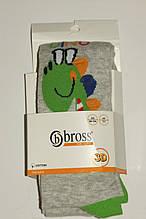 Колготки 3D на мальчика Турция BROSS 98/104