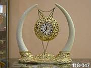 Часы кварцевые, настольные (118-047)