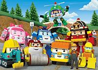 Игрушки «Робокар Поли и его друзья»
