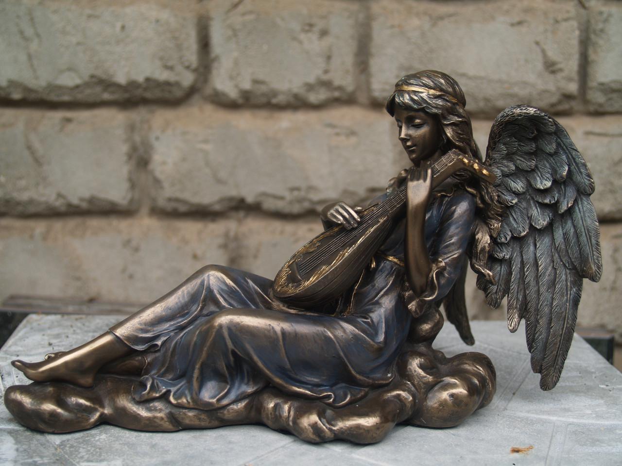 """Статуэтка """"Играющий Ангел"""" (Veronese) 70493 A4"""