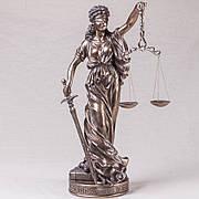 "Статуэтка ""Фемида-богиня правосудия"" (Veronese) 76537V1"