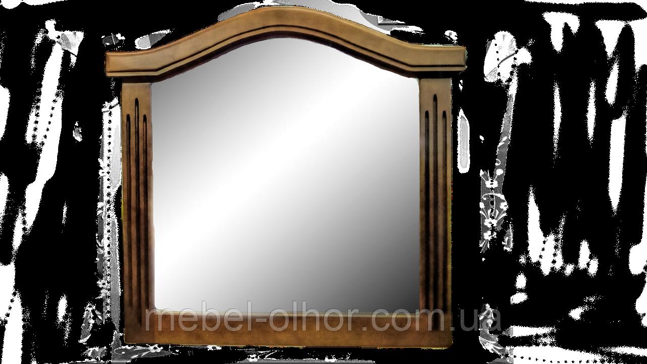 Рама з дзеркалом Флоренція (90/75)