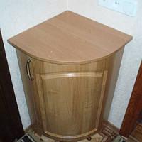 Тумбочка с радиусной дверкой 30 см