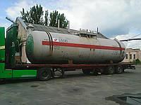 Газовая емкость, котел, цистерна, бочка, газгольдер для пропана 54 куба. ГНС