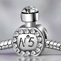 Шарм Chanel №5 в стиле пандора
