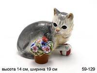 """Фигурка декоративная """"Кошка"""""""