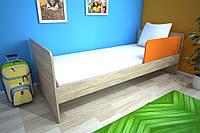 Кровать односпальная №1, Детская мебель, фото 1