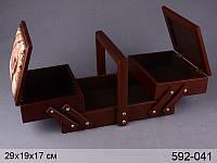 Шкатулка для рукоделия  (арт. 592-041)