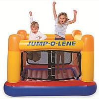 Надувной детский игровой центр - батут INTEX 48260 174-174-112см IKD /34