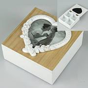Деревянная шкатулка Размер:  050TP)