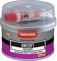 Шпаклевка Novol Unisoft 0.5 кг.