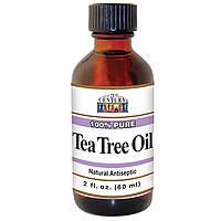 21st Century, Масло чайного дерева, 2 жидких унций (60 мл)
