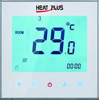 Терморегулятор HEAT PLUS iTeo4 (программируемый сенсорный) белый