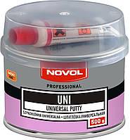 Шпаклевка Novol Uni 0.5 кг.
