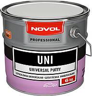 Шпаклевка Novol Uni 6 кг.