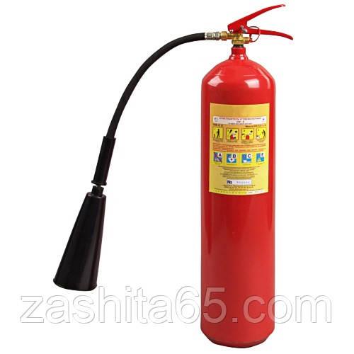 Огнетушитель углекислотный ОУ-7 (ВВК-5) в Одессе купить