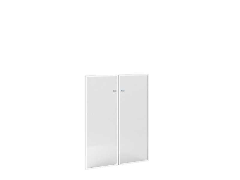 Двери стеклянные 916x5x1208 П802