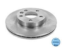 Тормозной диск передний вентилируемый R15 Volkswagen T4 (96-03) (208x24) MEYLE 115 521 0035