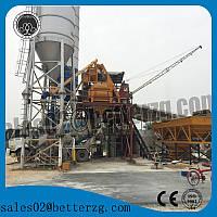 Завод бетонный HZS50