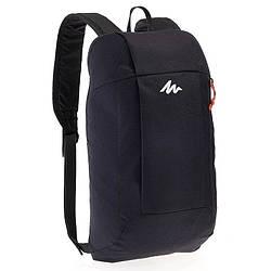 Рюкзак черный компактный (велосипедный, легкий, детский и городской )