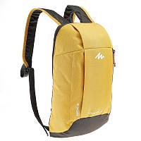 Рюкзак велосипедный желтый (городской, велосипедный, 10 Л)