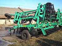 Дисковая борона прицепная(агрегат) УДА-5,2-20 От производителя., фото 1