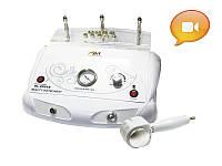 Аппарат 2-в-1 для алмазной микродермабразии с функцией холод/тепло модель 8001В