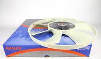 FANEX 1317892 Муфта вентилятора MB Sprinter (906) 2.2CDI/VW Crafter 2.5TDI 06- (7 лопастей)
