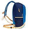 Рюкзак туристический синий для спорта и города на 20 литров, фото 2
