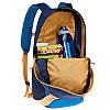 Рюкзак туристический синий для спорта и города на 20 литров, фото 6