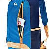 Рюкзак туристический синий для спорта и города на 20 литров, фото 9