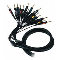 Proel DH 820 кабель 8xJ6,3моно - 8xJ6,3моно