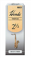 Трость для тенор-саксофона Rico FrederickL.Hemke №2,5