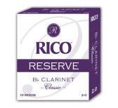 Rico RCT1020 Reserve Classic трость для кларнета, №2