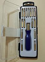 Отвертка: набор с насадками для мобильных телефонов