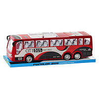 Автобус 768 инерционный, блистер 37-12-10 см