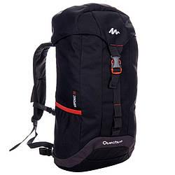 Рюкзак туристический 30л черный