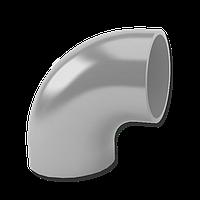 Отвод стальной оцинкованный Ду 108