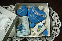 Подарочный набор ко дню влюбленных (пряники ко дню св. Валентина)
