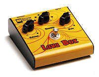 Seymour Duncan LAVA BOX SFX- 05 педаль для гитары, эффект - overdrive/distortion