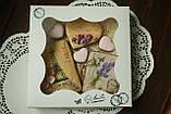 Подарочный набор ко дню влюбленных (пряники ко дню св. Валентина), фото 2