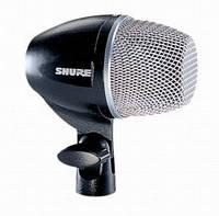 Shure PG52 микрофон динамический для ударных