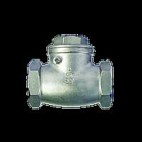 Клапан обратный поворотный Ду20