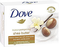 Dove Purely Pampering Shea Butter Крем-мыло 100г (Германия)