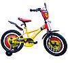 """Велосипед двухколесный """"Ferrari"""" 18 дюймов на 5, 6, 7 лет"""