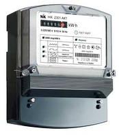 Электросчетчик НИК трехфазный однотарифный НІК 2301 АК1 (5-10А)